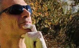 Francois Tournois son mode de vie, sa passion, c'est l'escalade sans prise de tête