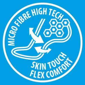 microfibre chausson