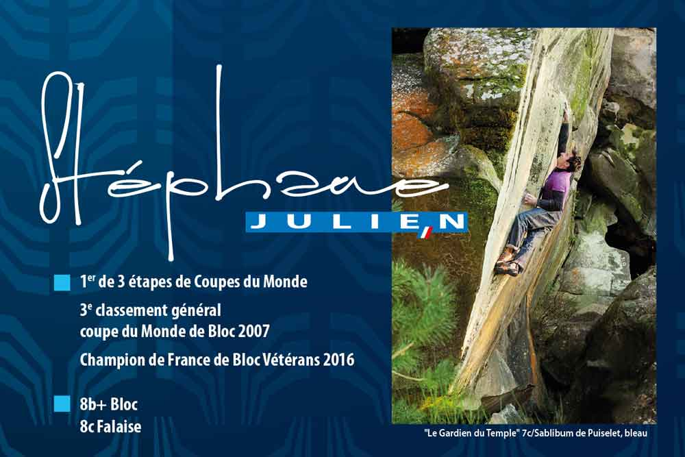 Stepane Julien en Django