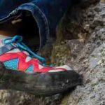 bien choisir son chausson d'escalade, sans mal au pied,pied egyptien et romain
