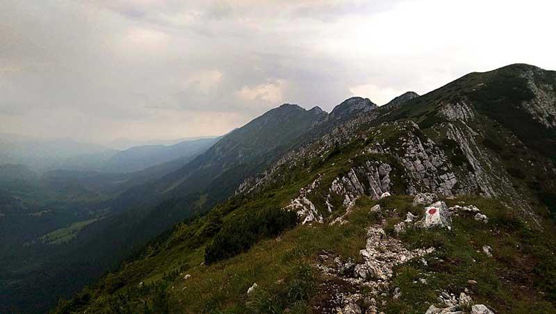 montagne carpates