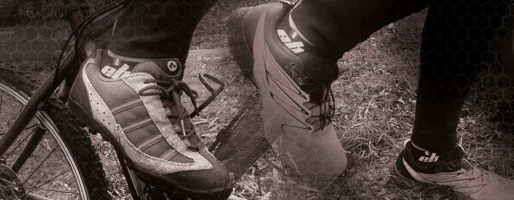 chaussette de sport et d'escalade