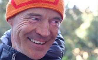 Freed Bourgeois la grimpe depuis 30 ans
