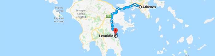 escalade a leonidio grece