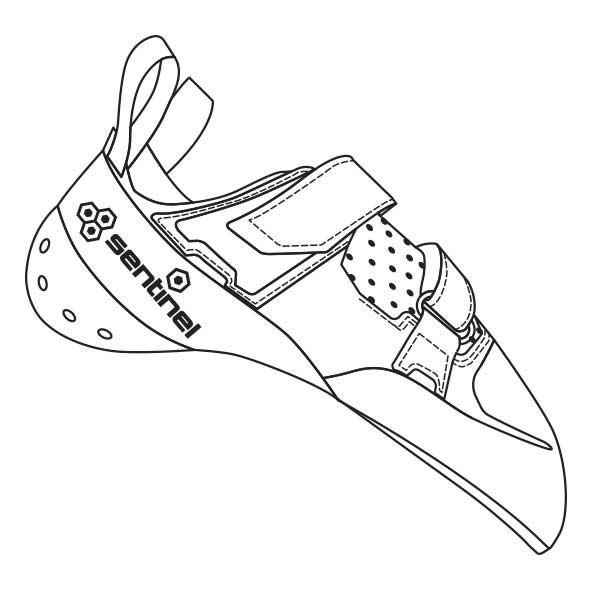 chausson pour grimpeurs confirmés et exigeants