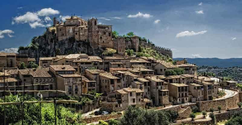 village d'Alquezar