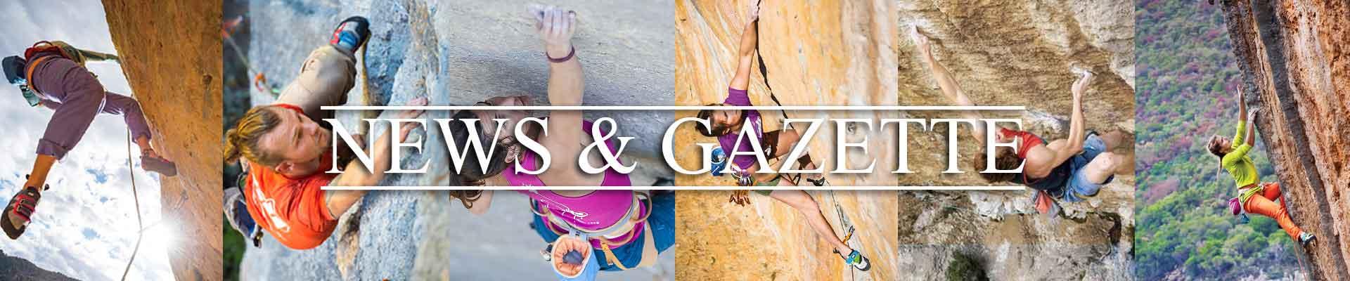 news et gazette des falaises des grimpeurs et grimpeuses du team eb