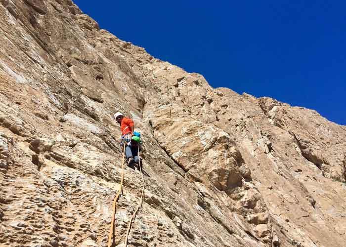Shukran au Djebel Misht