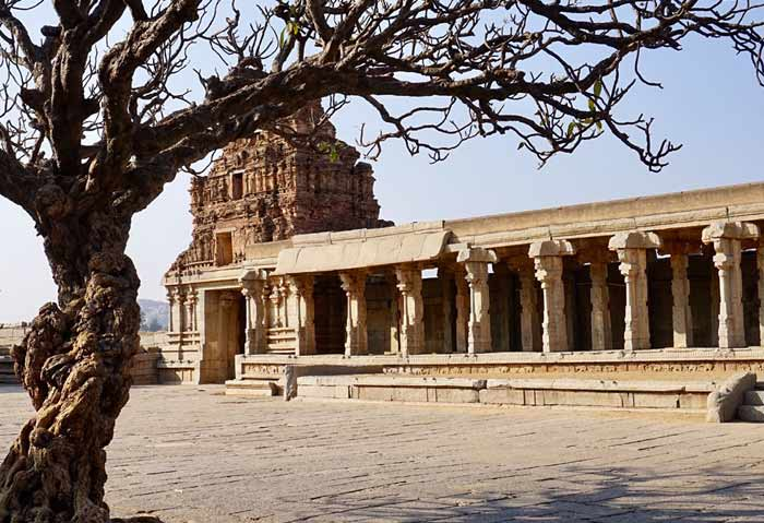 Le Vittala Temple à Hampi.