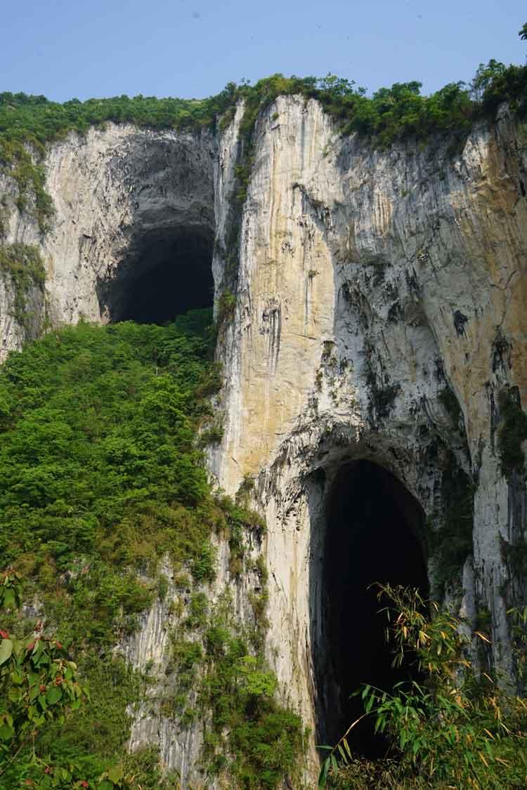 calcaire deux arches Getu
