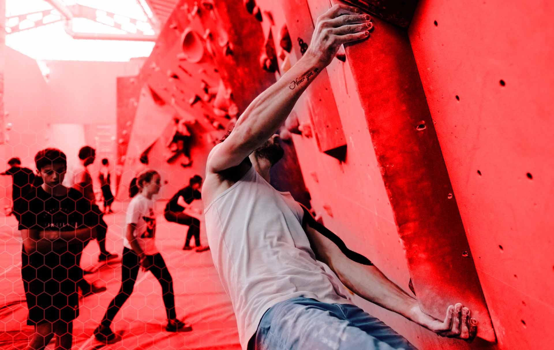 chausson d'escalade pour location neo gym