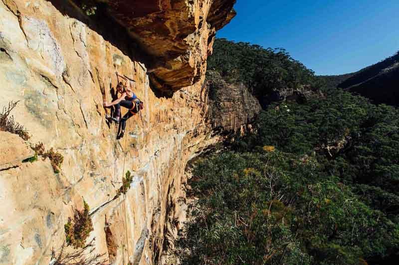 Bowen crag