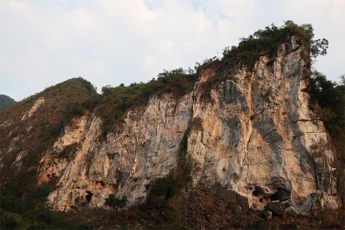Escalade autour de Hanoï Petite perle Vietnamienne!!