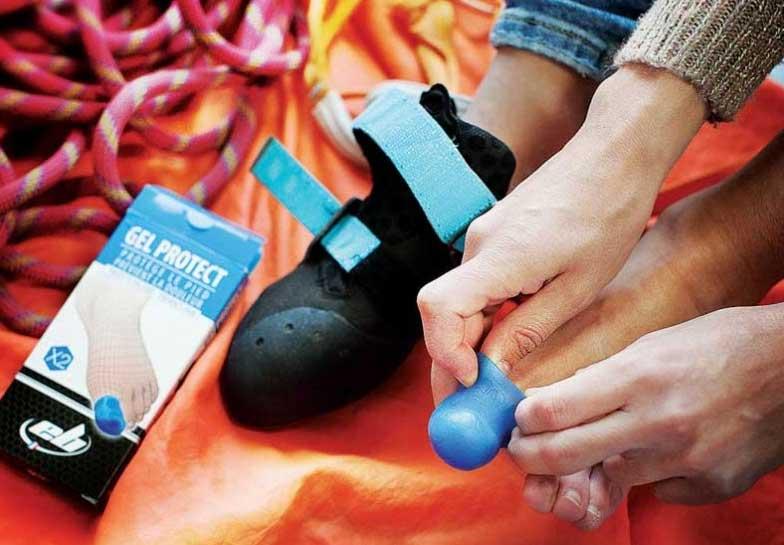 gel protect pour les orteils