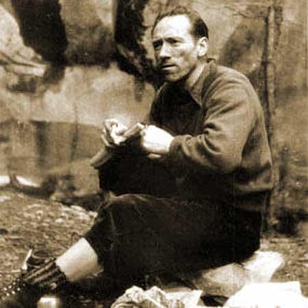Pierre Allain alpiniste et bleausard
