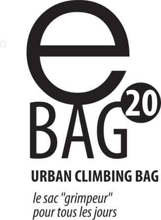 E Bad Urban Climbing Bag