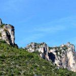 Escalade dans les gorges de la Jonte et du Tarn