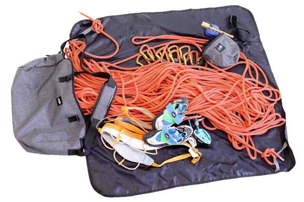 sac a corde avec bandouliere
